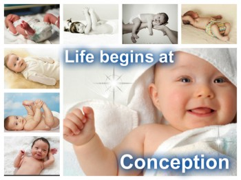 Life-At-Conception Legislation To Be Introduced In the Iowa Legislature!