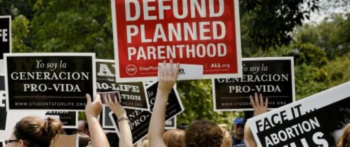 Bill to Defund Planned Parenthood Moving Forward!